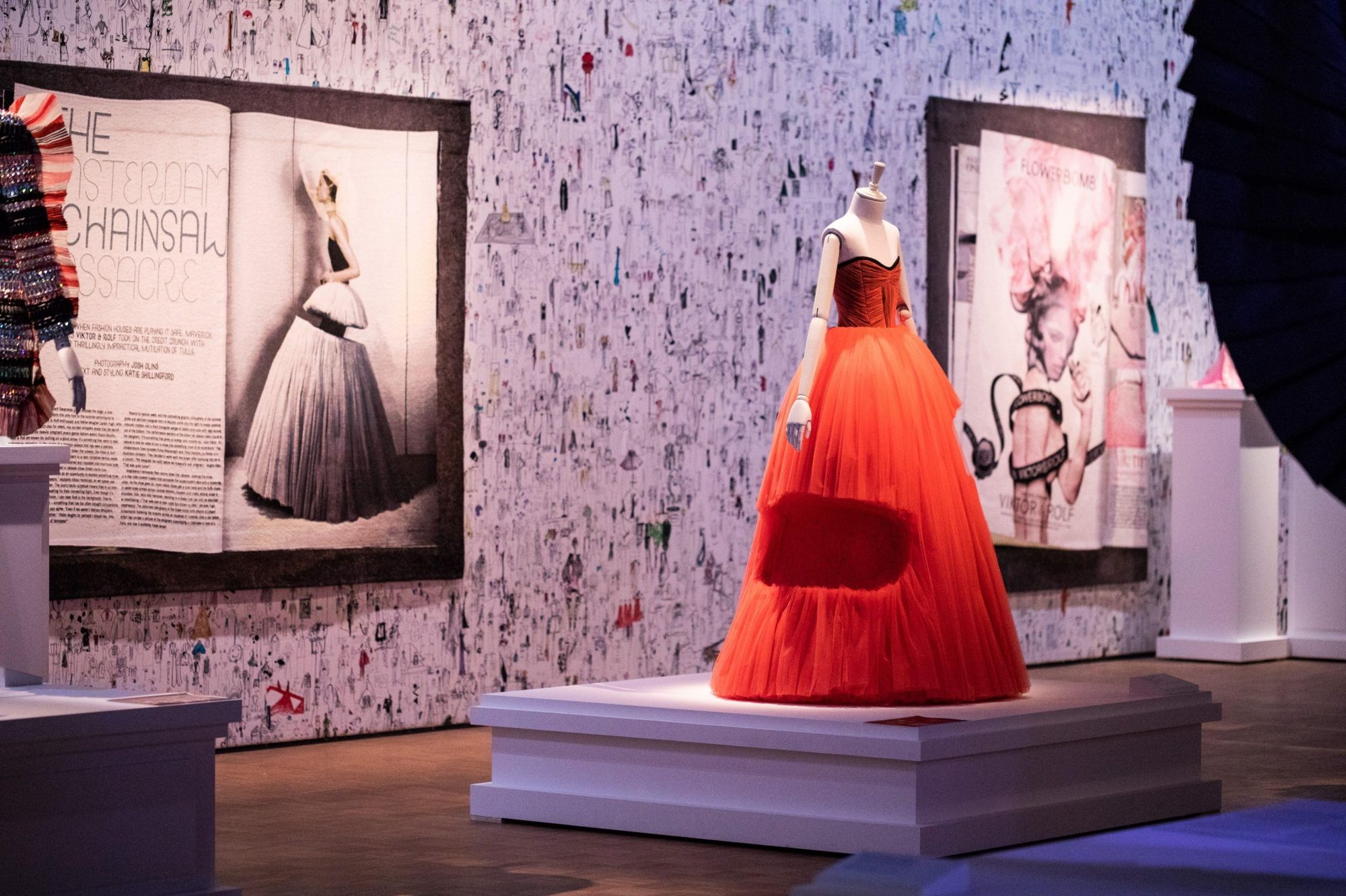 Heritage 25 years fashion artist